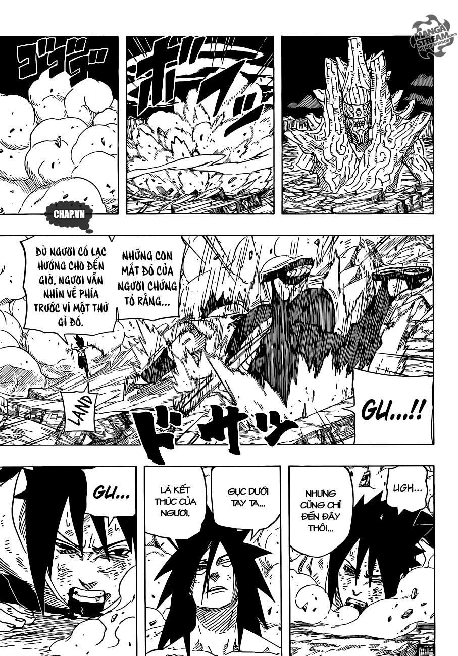 Naruto chap 662 Trang 15 - Mangak.info
