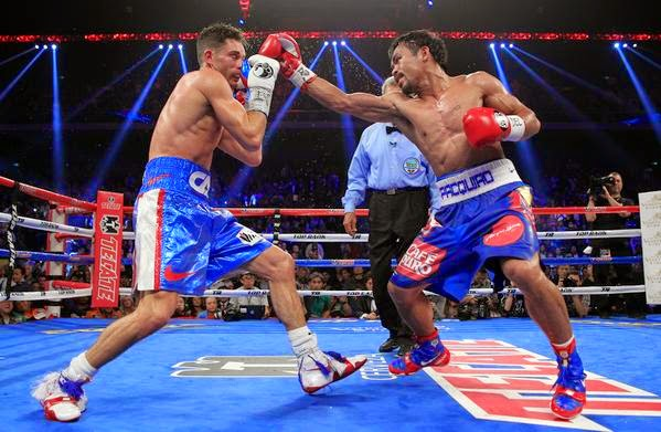 Pacquiao vs Algieri Fight Results: Pacman wins via Unanimous Decision
