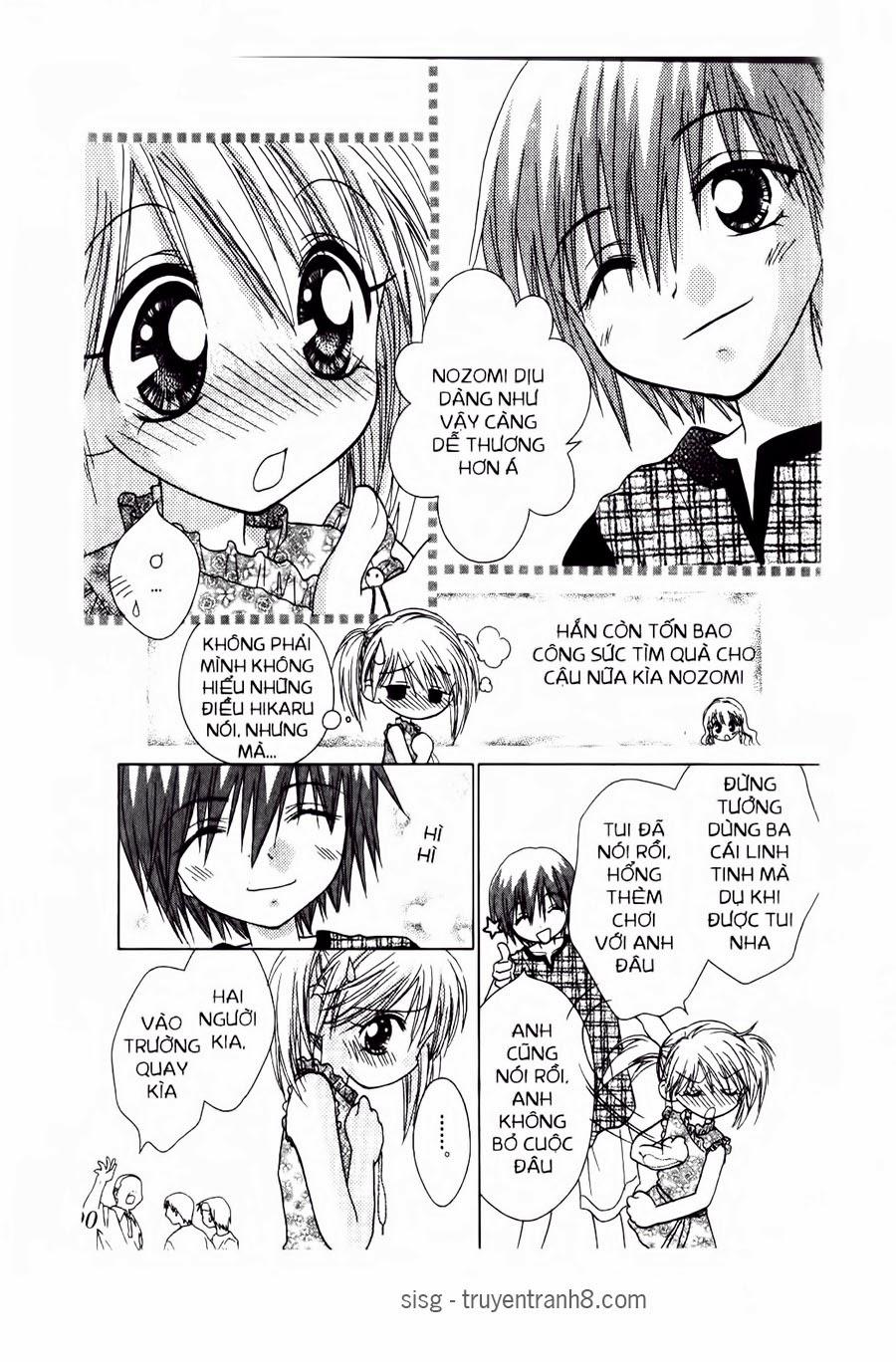 Chắp Cánh ước Mơ chap 67 - Trang 12