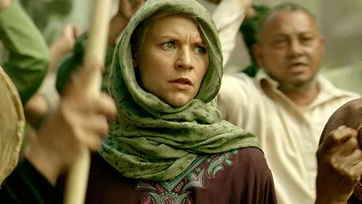 Homeland 4x11 Claire Danes Showtime