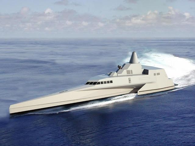 63m Fast Missile Catamaran