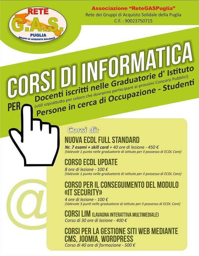Corso IT Security