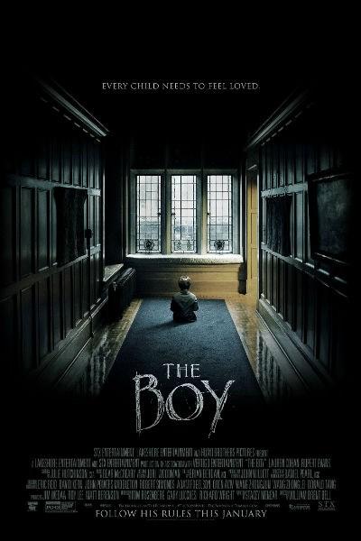 Review & Sinopsis Filem The Boy