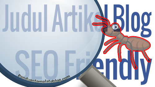 Judul Artikel Blog SEO Friendly