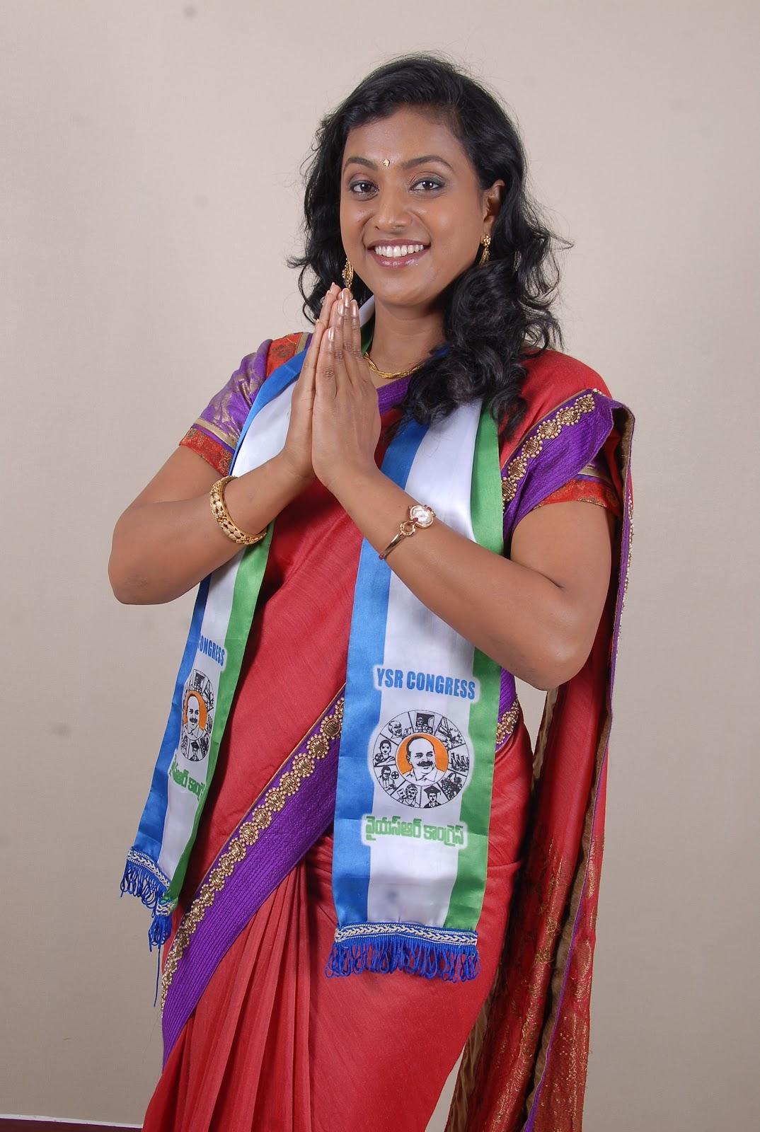 Ysr Congress Party Mandapeta  Smt Rk Roja Selvamani