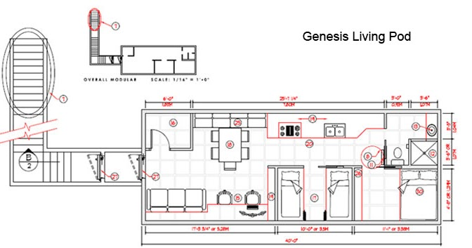 9 Genesis Series Underground Bunkers Fallout Shelters