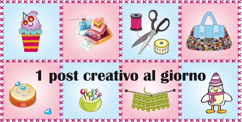 1 post creativo al giorno