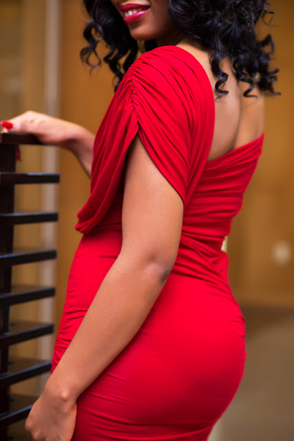 The red dress, New year eve dress, www.jadore-fashion.com
