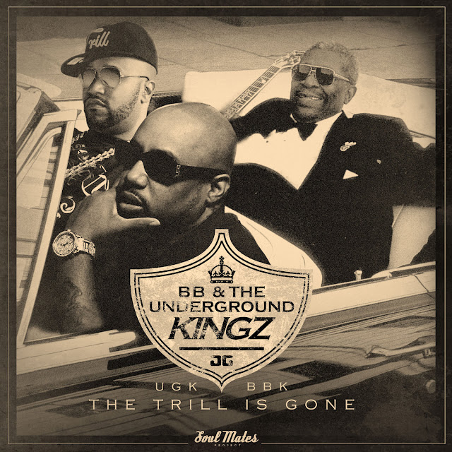 Make Love To My Car von B.B. und The Underground Kingz |  Amerigo Gazaway MashUp - SOTD // Free Download