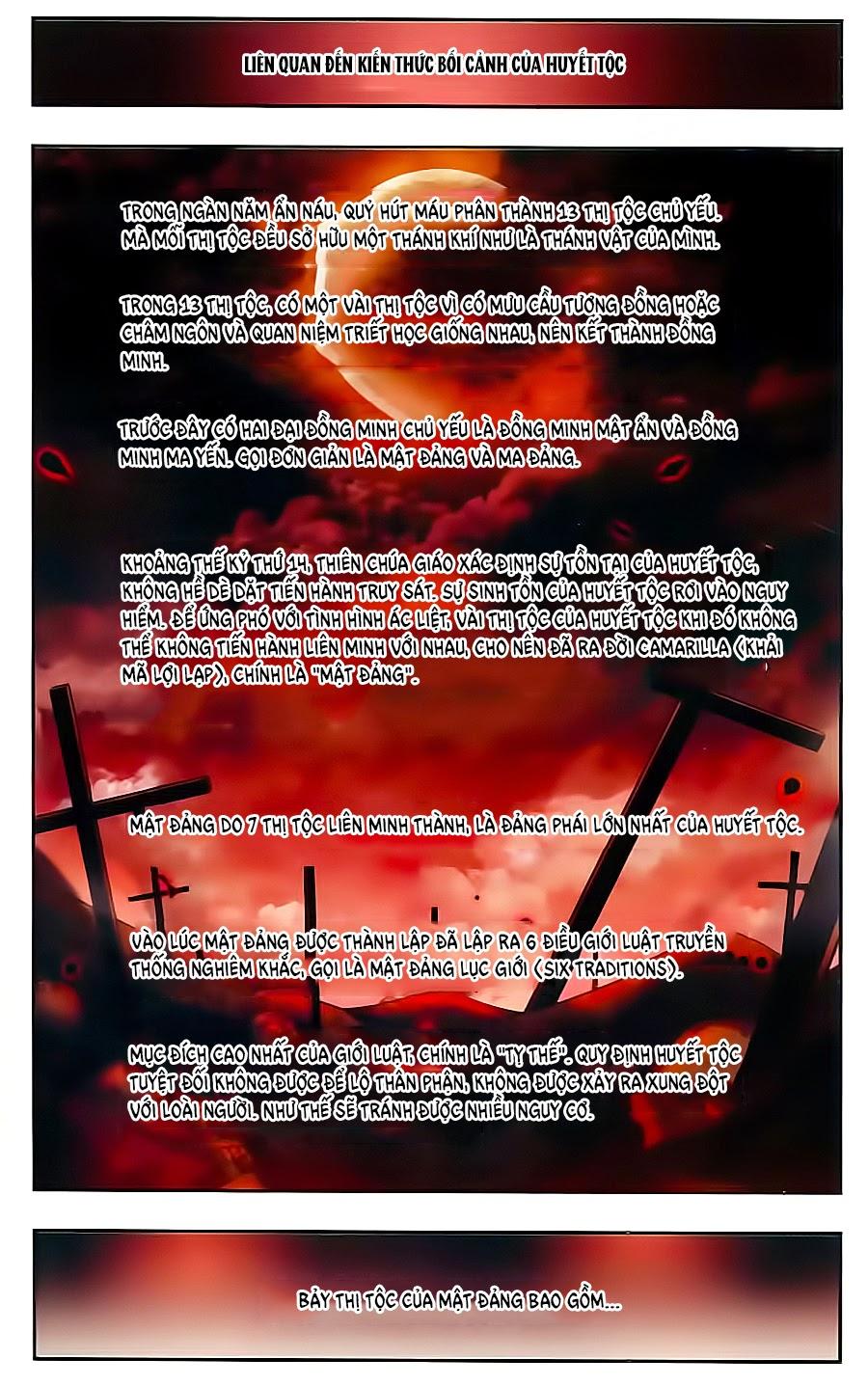 Huyết Tộc Cấm Vực chap 37 page 3 - IZTruyenTranh.com