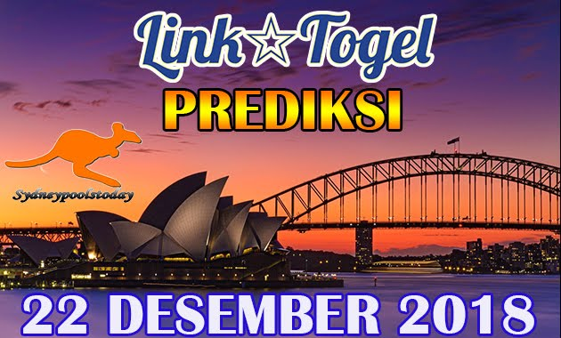 Prediksi Togel Sydney 22 Desember 2018