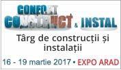 Confort Construct & Instal Arad 2017