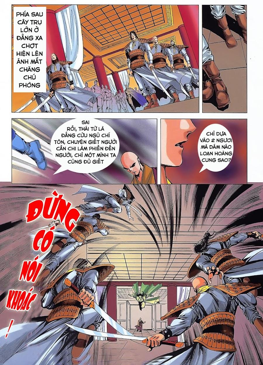 Lục Đạo Thiên Thư chap 33 - Trang 29