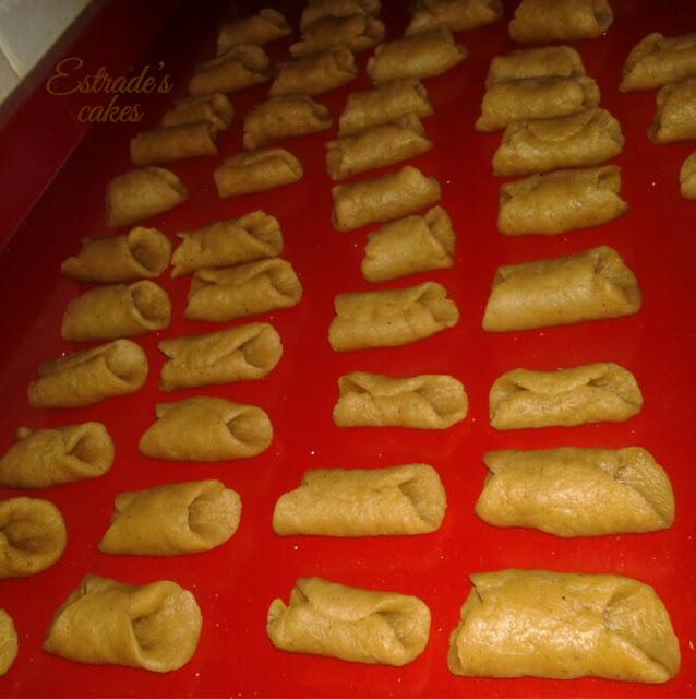 receta de pestiños jerezanos - 2