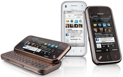 Nokia N97 Mini having Handwriting recognition feature