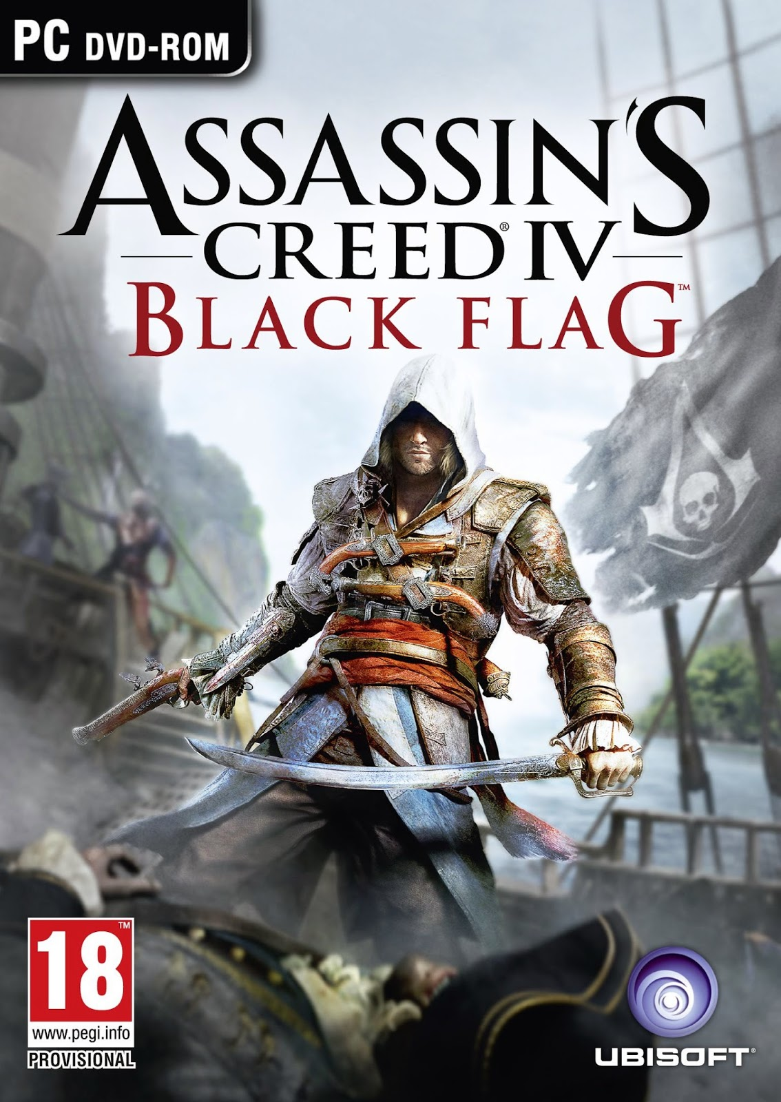 Assassins Creed IV: Black Flag PC   Completo BR
