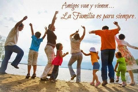 Comparte tiempo de calidad con tu familia