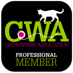 Cat Writer's Badge