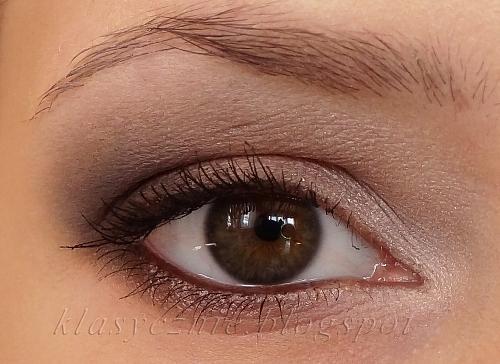 klasycznie prawie zawsze l 39 oreal marron glace eyeshadow palette na powiekach. Black Bedroom Furniture Sets. Home Design Ideas