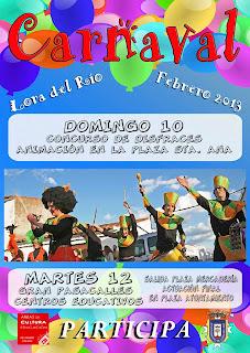 Carnaval de Lora del Río 2013