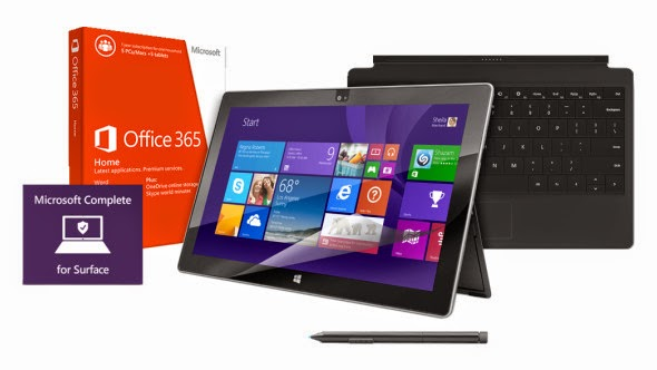 Surface Pro 2 Essentials Bundle