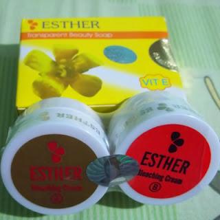 Perawatan Wajah Esther