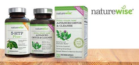 Test Produit 200 Lots de compléments alimentaires NatureWise à tester !