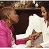 Karrueche Tran kicks Oprah Winfrey's people out of her home after interviewer asks her if she slept with Chris Brown because he's a star