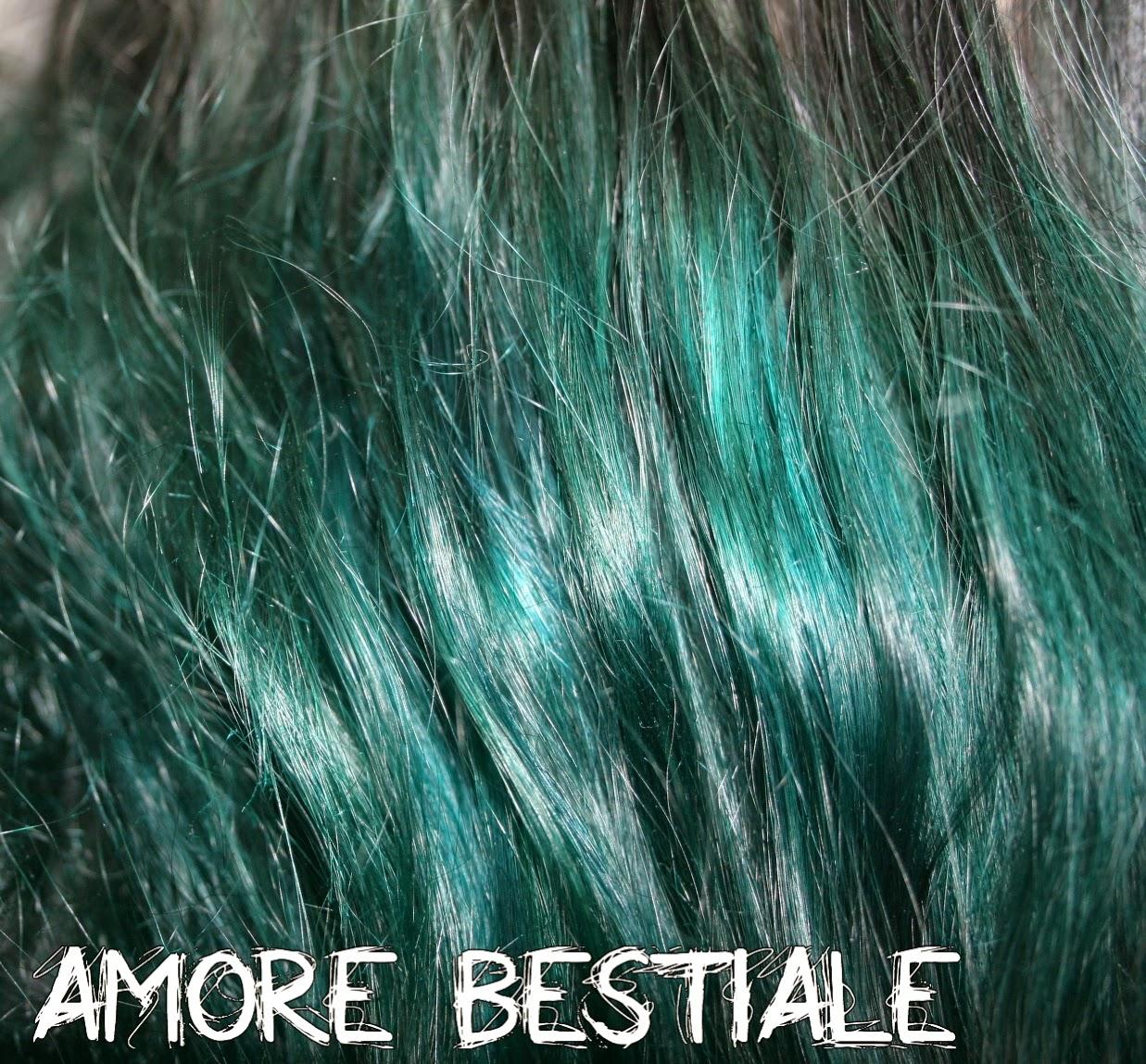 Amore bestiale tinte per capelli manic panic for Tinte per capelli non nocive