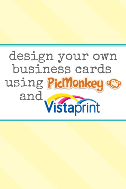 Brenda s Blog Tips Make Your Own Business Cards With