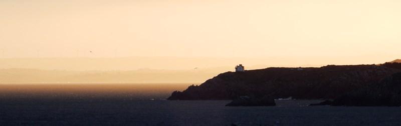 Cap Sizun : la pointe de Kastel Koz