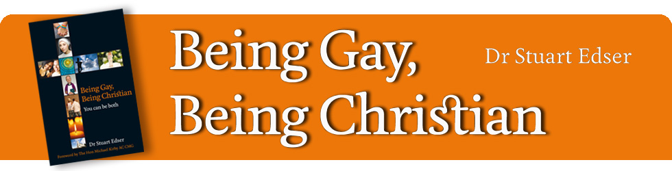 Being Gay Being Christian