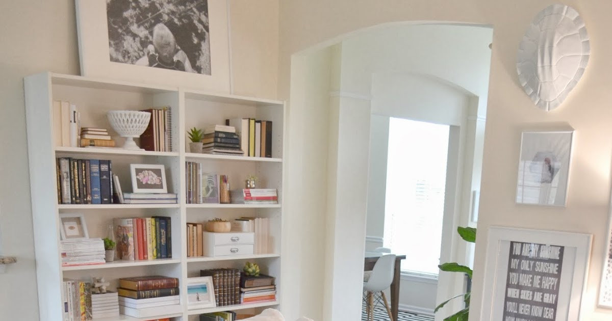 Inside Out Design Living Room Bookcases