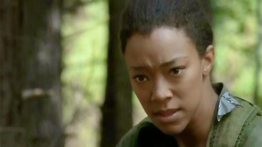 The Walking Dead Sasha Try AMC FOX España