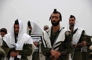 Religious Jews in the IDF
