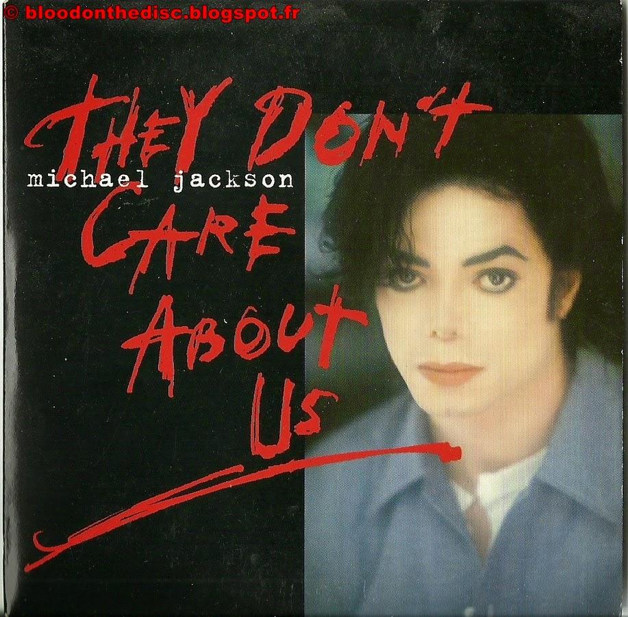 Pochette Face de TheyDon't Care About Us