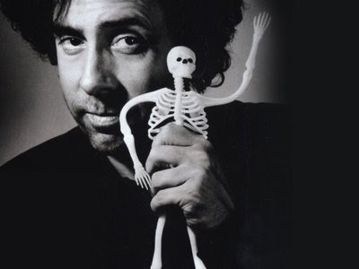 FILMA2 del director de cine de Hollywood Tim Burton