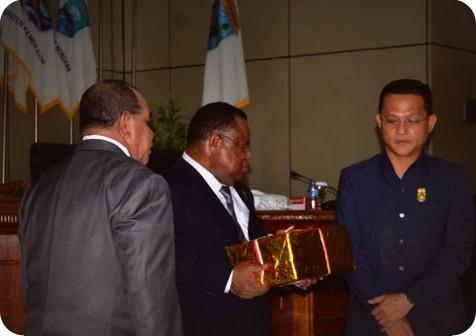Selisih Lebih Perhitungan Anggaran (SiLPA) 2014 di Papua Barat Capai Rp 1,6 Triliun
