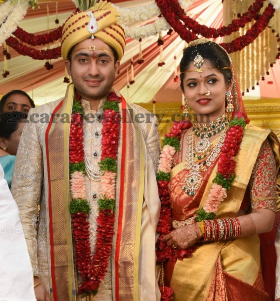 Divya Grand Wedding Jewelry