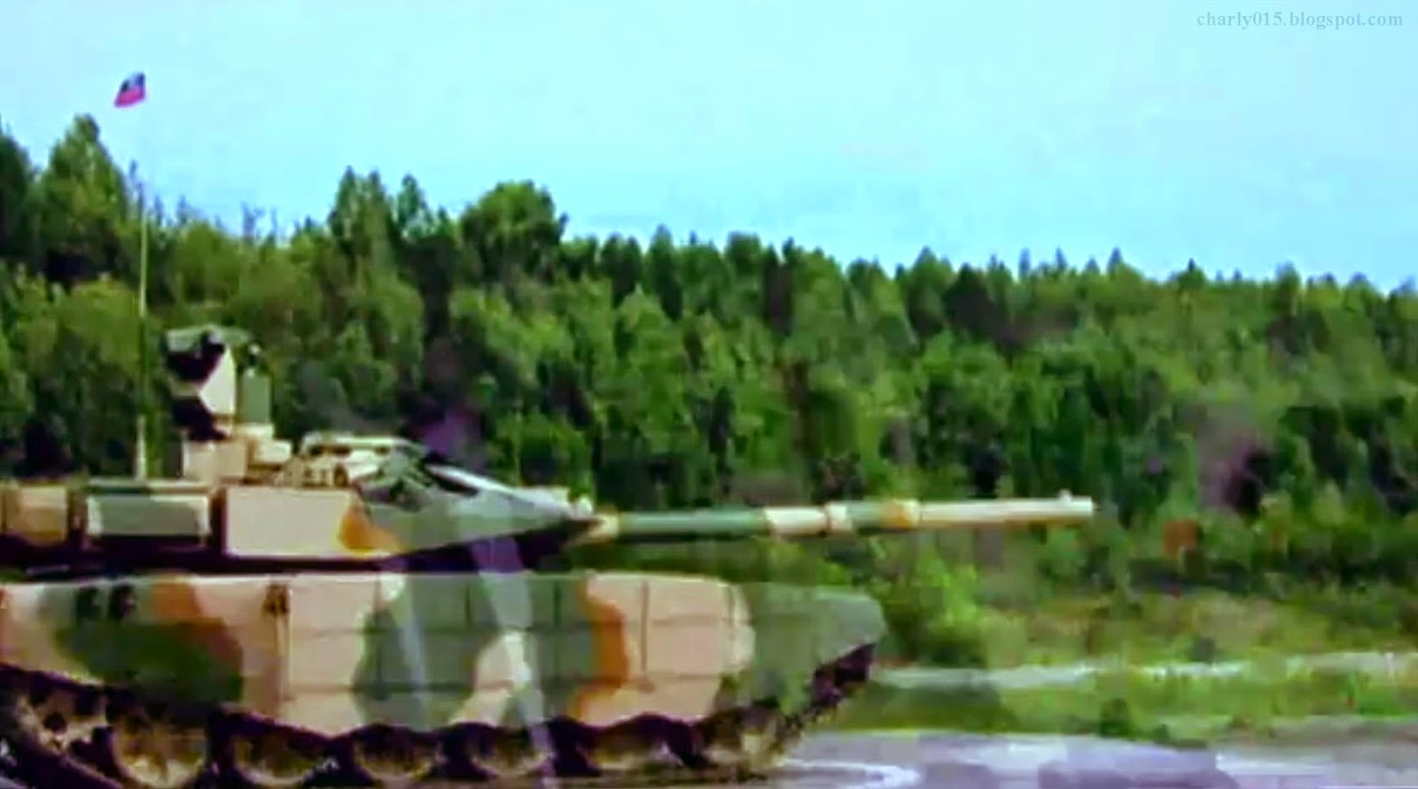 El tanque ruso T-90 T-90ms+acci%C3%B3n