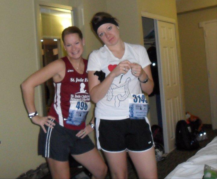 Callie 39 s life online i am a runner for St jude marathon shirts