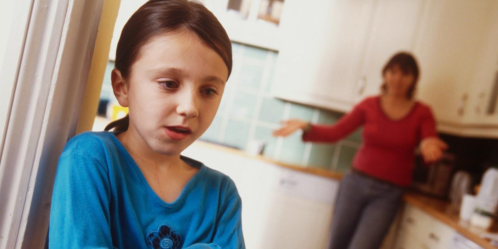 Menangani Anak Yang Suka Melawan Kata