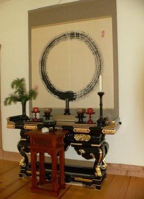 Vivianayoga como hacer un altar budista en casa for Como hacer piscicultura en casa
