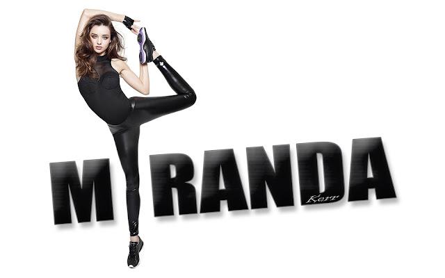 Flexible Miranda Kerr