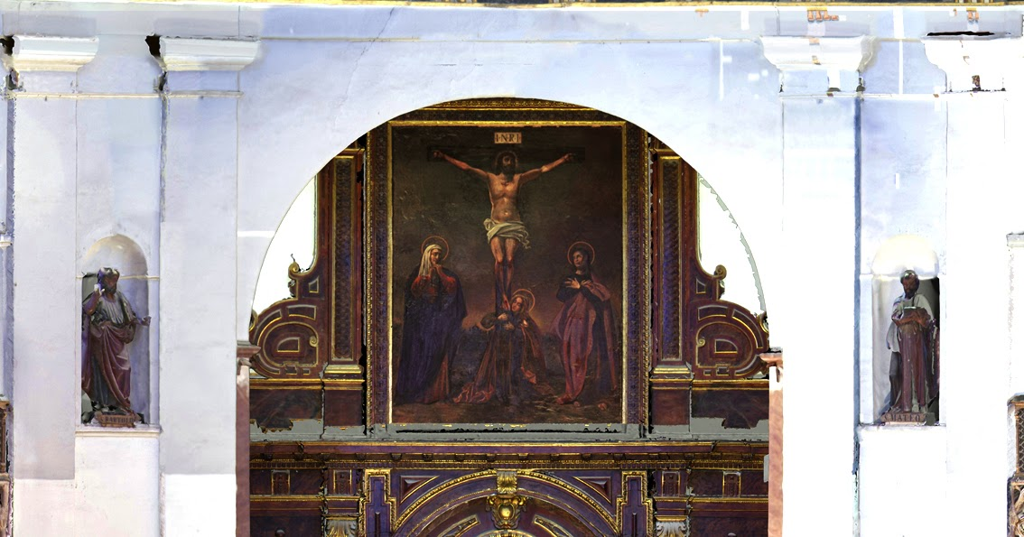 Restauraci n de la iglesia del santo cristo de la salud de m laga adjudicado el contrato de - Bauen empresa constructora ...