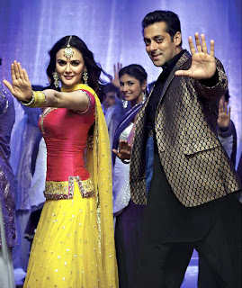Latest Stills :Salman in Ishkq In Paris movie