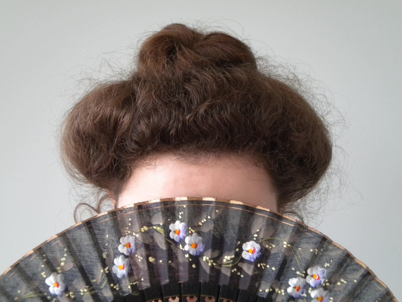 Hair styles gibson girl hairstyle baditri Gallery