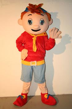 Mascote Noddy