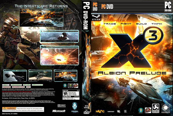 X3 Albion Prelude Repack - Free Download PC Games