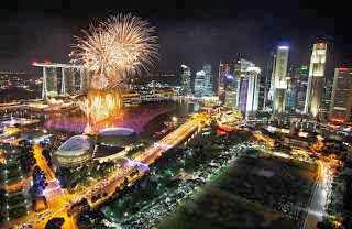 Bulan Terbaik Liburan ke Singapura